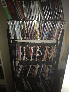 DVD Lot z DVD collection.