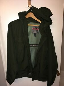 Eddie Bauer Men's Small / Medium Rain Jacket / Shell