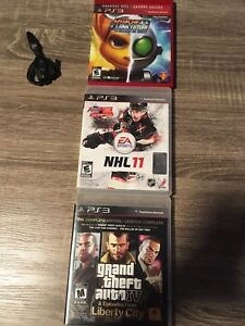 PS3 games and mic