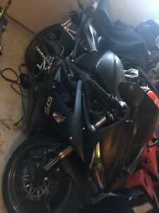 2009 Triumph Daytona 675 for sale - trades welcome