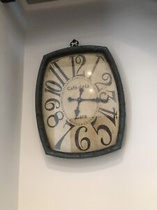 French inspired clock