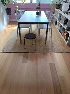 SOLD PPU. 2x3m Ikea Lohals Jute Rug