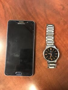 Note 5 and Huewai watch for sale