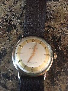 Vinatge 1960s Hamilton watch