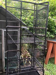 Large ferret/bird, Guinea pig, rat, mouse cage/enclosure Tumbulgum Tweed Heads Area Preview
