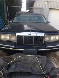 Lincoln Town Car Parts Kijiji In Ontario Buy Sell Save With