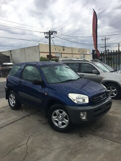 TOYOTA RAV4 Sunshine Brimbank Area Preview