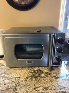 Pressure convection oven