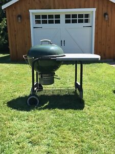 Weber Performer Charcoal BBQ