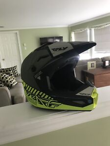 Mint condition Fly helmet