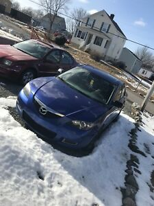 2009 Mazda 3 -looking for trades!!