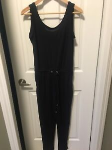 Woman's small rompers ( black and blue H&M)