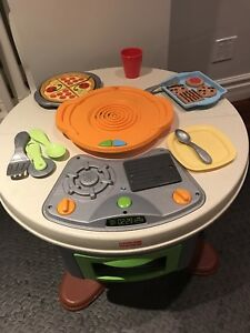 Fisher Price Pizza Table