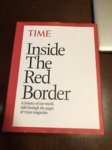 Time Magazine - Inside The Red Border book