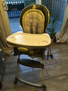 3 in 1 high chair