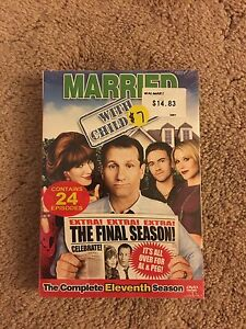 Married...with children seasons