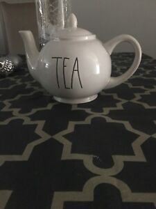 Rae Dunn tea pot
