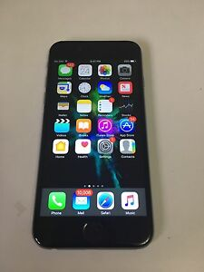 iPhone 6, 128 GB Space Grey