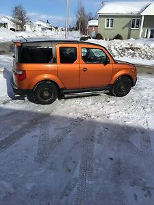 2007 Honda Element AWD