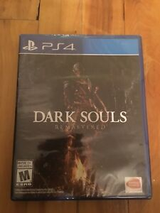 Dark Souls Remastered for PS4 Brand New!