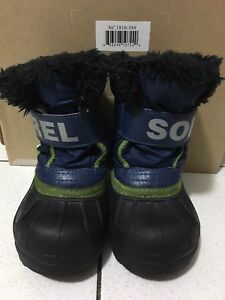 Sorel boots Toddler Size 6 - VERY CLEAN