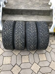 Pneus d'hiver 195/65 r15  Winter tires