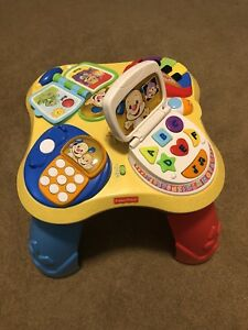 Learning musical toy for toddler