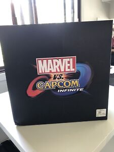 Marvel vs capcom infinite collector's edition PS4