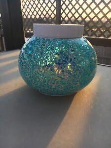 Blue Solar Light