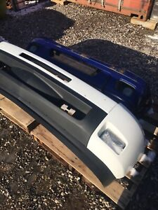 2010 gmc Sierra front bumper assembly