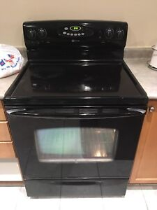Maytag glass top oven - REDUCED PRICE!!