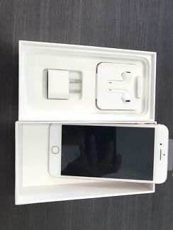 IPhone 7 Plus rose gold 256gb great condition