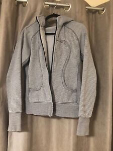Lululemon scuba hoodie size 10 perfect condition