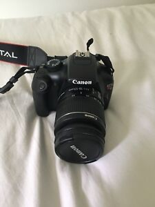 CANON REBEL T3 FOR SALE IN EXCELLENT CONDITION