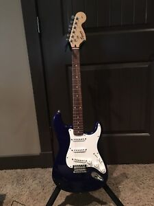 Electric Guitar With Accessories