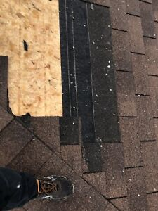 Need your roof repaired? Blown off shingles?