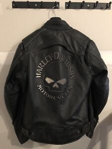 Harley Davidson leather jackets, men's and ladies