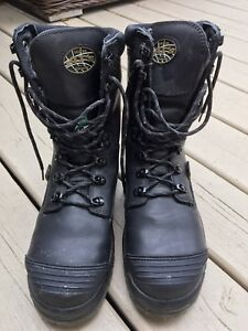 METGUARD BOOT OLIVER WATERPROOF AND BREATHABLE