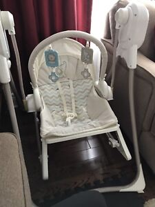 Fisher-Price Baby Swing, Rocker and Chair