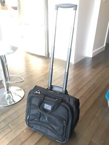 """Travelpro """"Crew 5"""" carry-on rolling suitcase"""