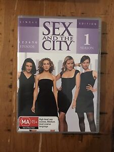Sex And The City DVD Collection Anstead Brisbane North West Preview