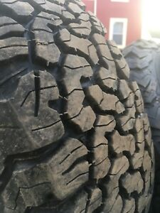 BF Goodrich All-terrain KO2  Tires (4)  235/75 R15 $450 OBO