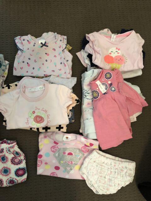66461db90bc0 Baby Girl Bundle (3-6 months)