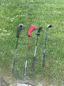 Golf drivers/ wood/bag