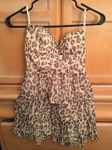 Strapless Guess Dresses