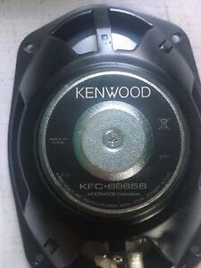 4 kenwood speakers out of 2000 prelude