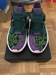 BRAND NEW Adidas Prophere Dragon Ball Z Cell DS Size 9