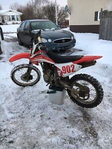 2006 crf230 with papers for sale or trade