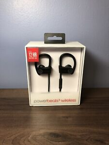 New Beats by Dr. Dre Powerbeats 3 Wireless Headphones