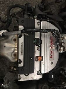 Acura TSX Honda Accord and more Engine for Japanese cars